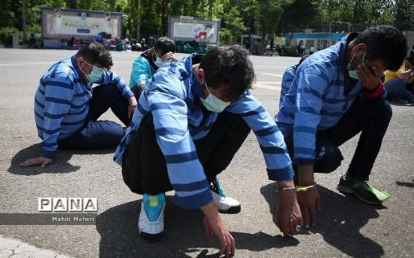 انهدام باند جیب بُرهای شرق تهران