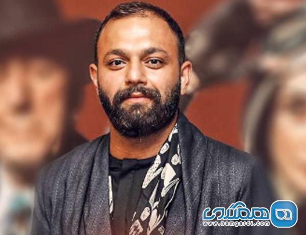 صابر ابر اولین بازیگر سریال نو مترجم برای شبکه خانگی