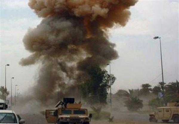کاروان لجستیک نظامیان آمریکا هدف حمله قرار گرفت