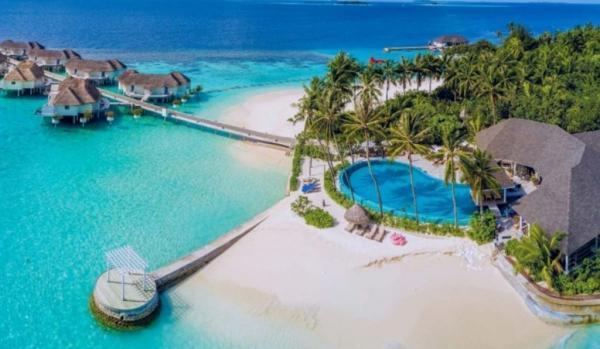 زیباترین جزایر مالدیو را می شناسید؟