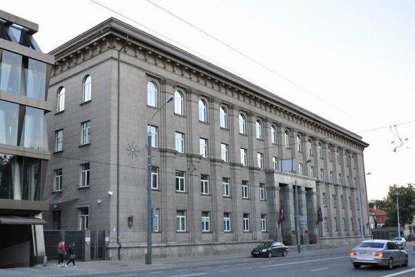 اخراج دو تن از کارکنان سفارت بلاروس در لیتوانی