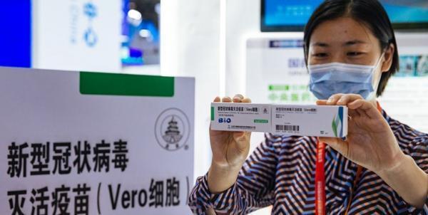 واکسن های چین در بیش از 100 کشور دنیا تأیید شده اند