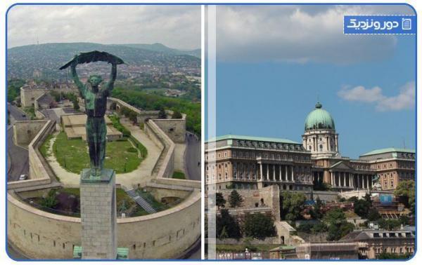 تور مجارستان: مکان های تفریحی بوداپست
