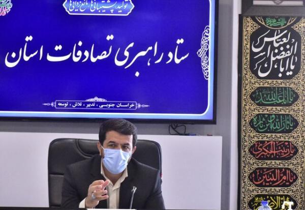 الزام دستگاه های اجرایی به ارائه طرح هایی برای کاهش آمار تصادفات استان
