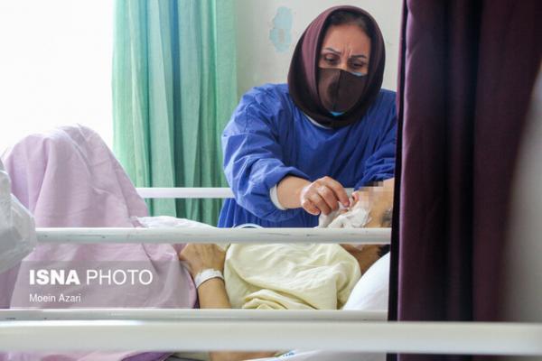 بازگشت آبی به نقشه کرونایی استان سمنان، عبور مبتلایان از 64 هزار نفر